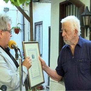 Присъдиха наградата на името на Кирил Христов на Благой Димитров