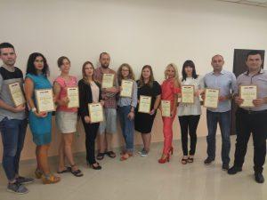 Финалистите от българо-руския конкурс и семинара в Камчия - Копие