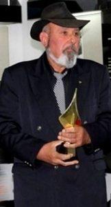P. Kanevski s nagradata